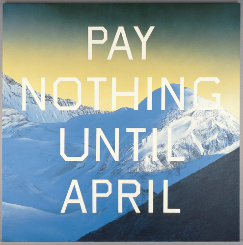 ruscha-pay-nothing